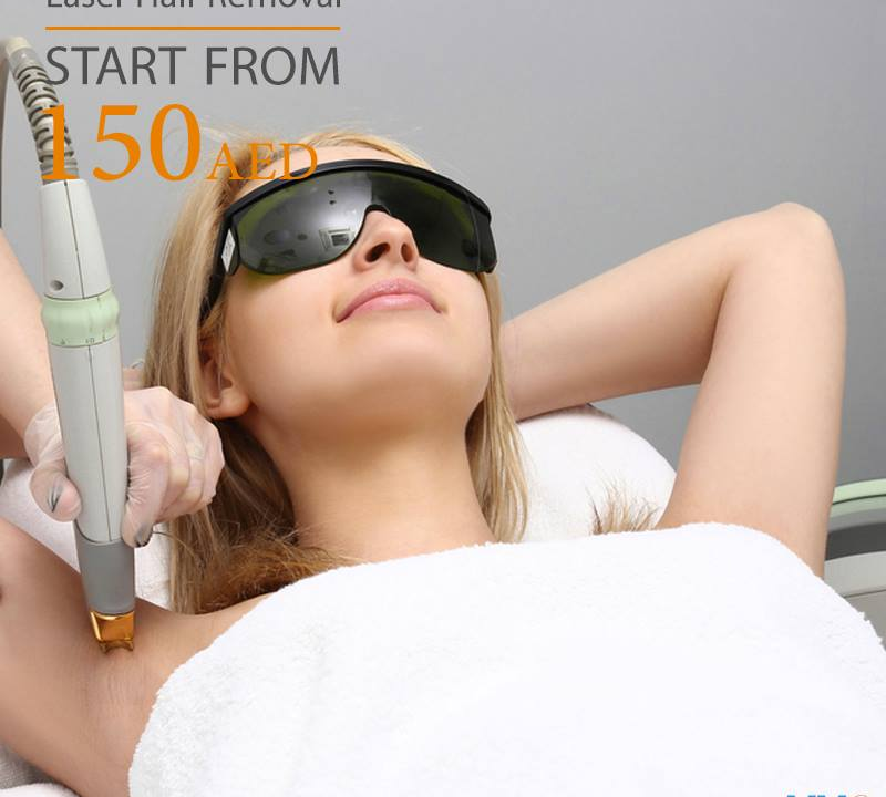 Laser hair removal sale
