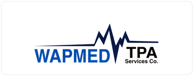 Wapmed TPA service co. logo